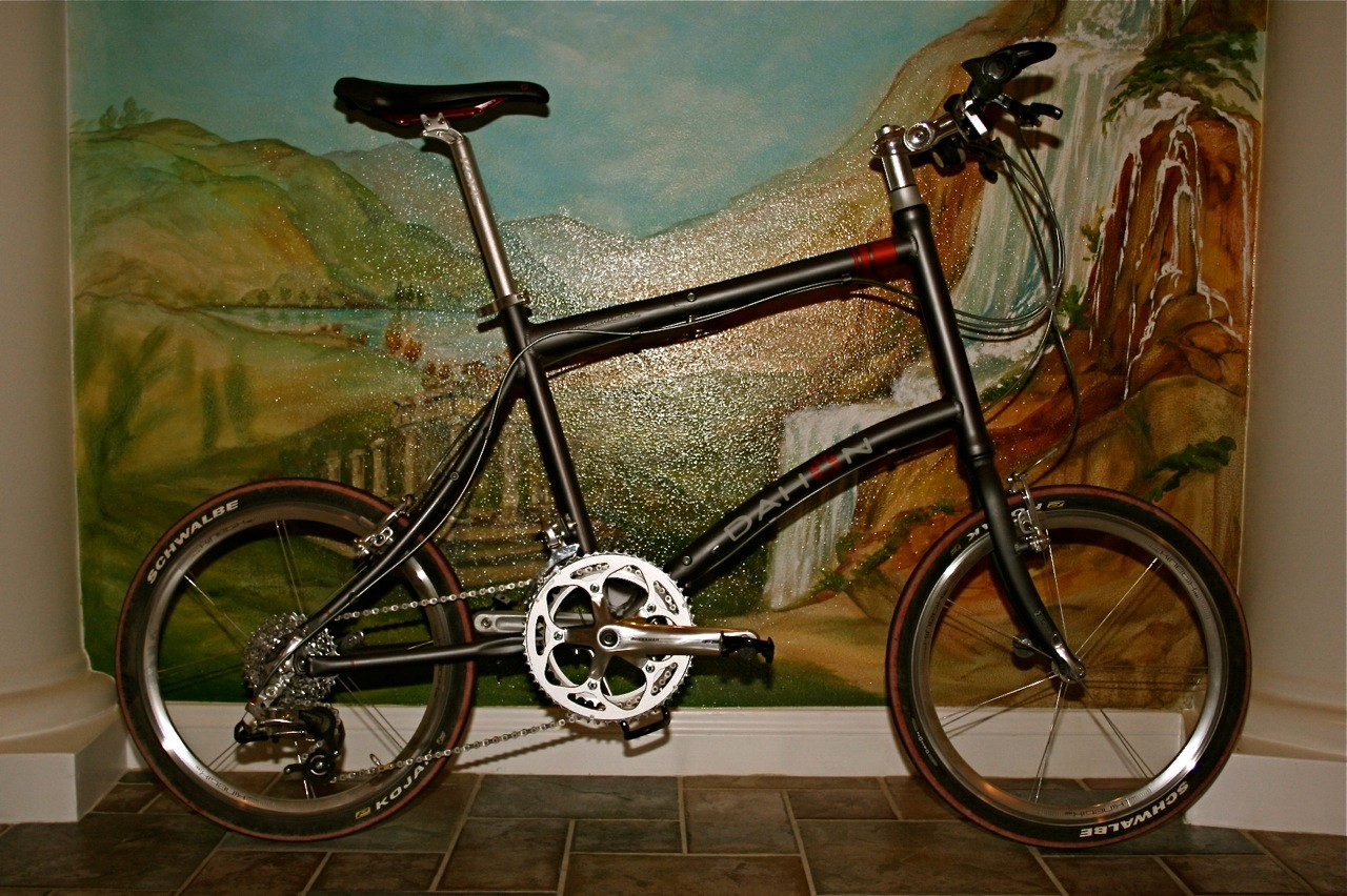 The Dahon Hammerhead.