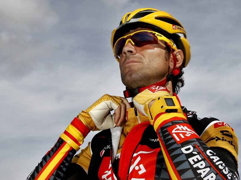 Alejandro Valverde continues to weather the storm over doping allegations surrounding him