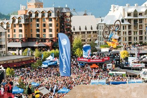 The maddest mountain bike festival on earth - Crankworx