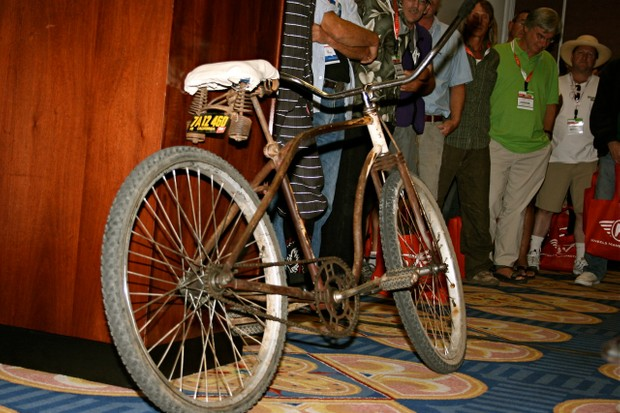 The 2009 Mountain Bike Hall of Fame was entertaining and emotional.