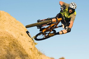 His results may be insane, but  Lopes just loves mountain biking full stop