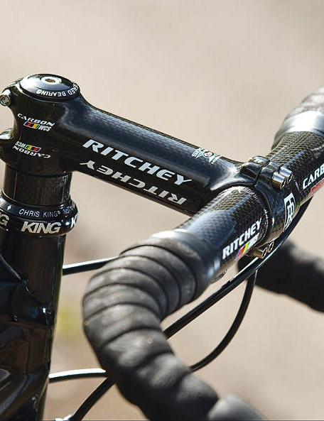 You can have your Archon come complete with Ritchey WCS 31.8 4  Axis handlebars