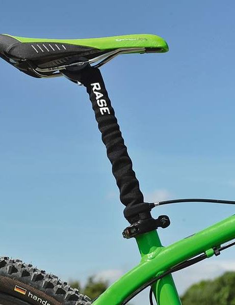 Rase Black Mamba Rapid Adjust Seatpost