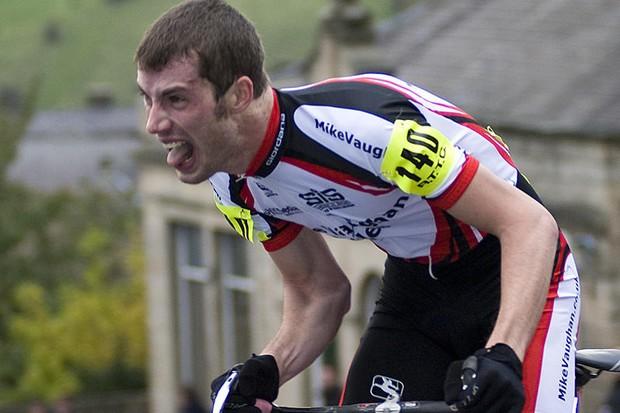 Matt Clinton, 2008 UK national hill climb champion