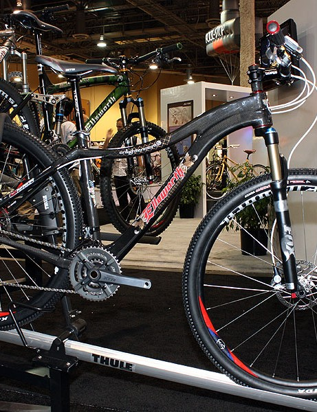 Ellsworth goes carbon with the new Enlightenment hardtail, which will be offered in both 26