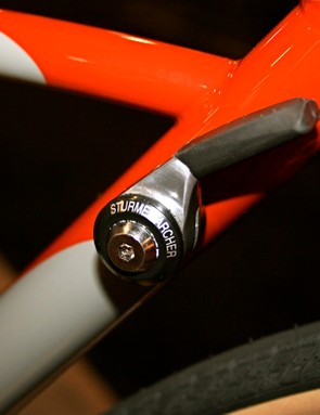 Shifters for bar-ends, bar-mounts and seatpost mounts will be available.
