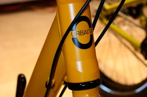 Even the head tube is reinforced.