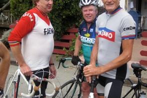 Ace machinist and framebuilder Peter Johnson talks to cyclo-journalist Owen Mulholland and BikeRadar L'Etape diarist Lindsay Crawford.