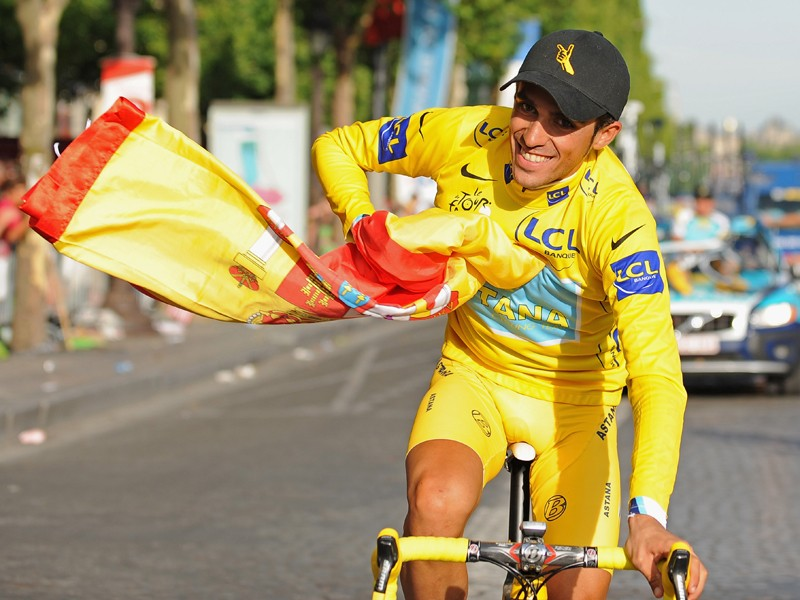 Alberto Contador will make an appearance at this weekend's Cycle Show in London