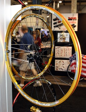 Sun-Ringle will offer all of their new aluminium rimmed wheels in 29in sizes for 2010