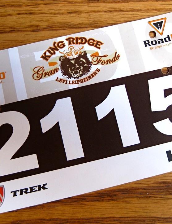 The 2009 Levi's King Ridge GranFondo drew 3,500 people on October 3