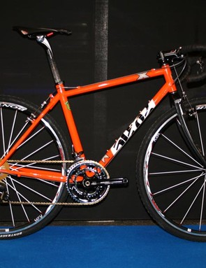 Cotic's X cyclo-cross bike