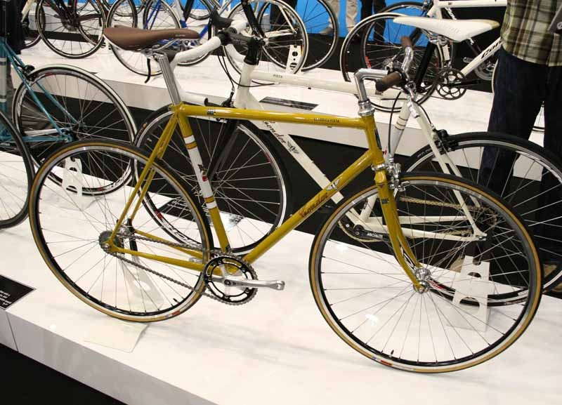 The Classico Pista, a rather stylish singlespeed