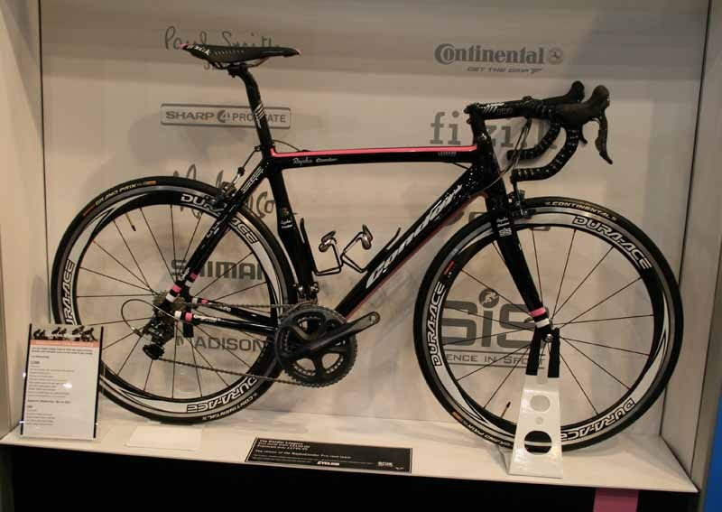 The race ready Leggero, as used by the Rapha-Condor team