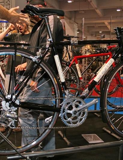 Ethos collapsing bike