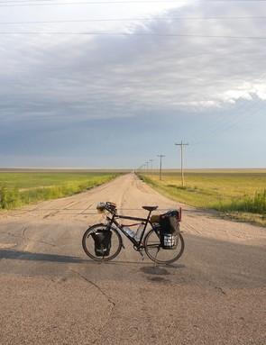 The wide open spaces of Galatea, Colorado