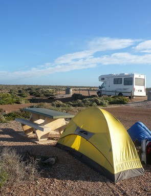 Camping in South Australia