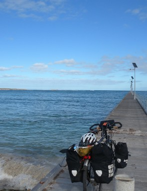 On the coast, Elliston, South Australia
