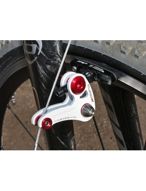 TRP's EuroX Mag brakes are awfully expensive but work well and are fantastically light