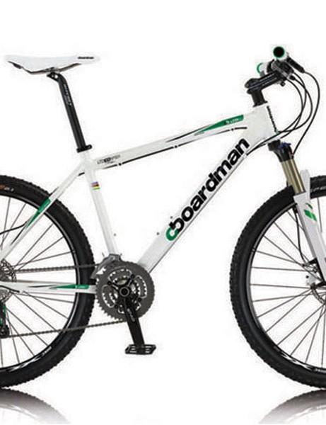 Boardman special edition hardtail mountain bike