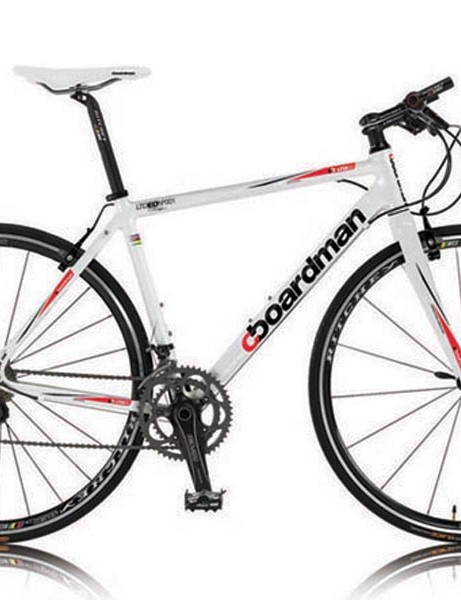 Boardman special edition hybrid bike