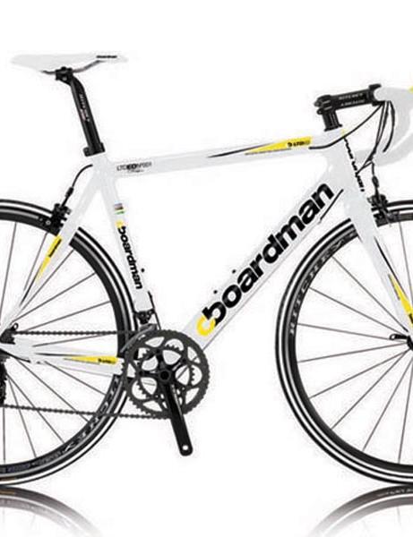 Boardman special edition road bike