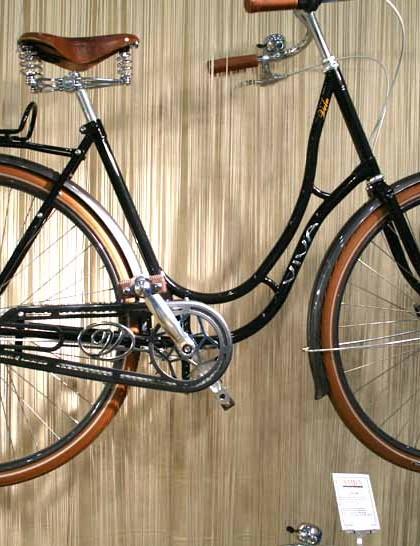 The Velo, a speedy town bike