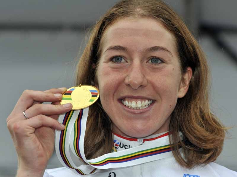 Nicole Cooke will ride for Skyter-Shipping in 2010