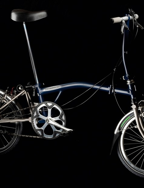 The Brompton folder is a design classic