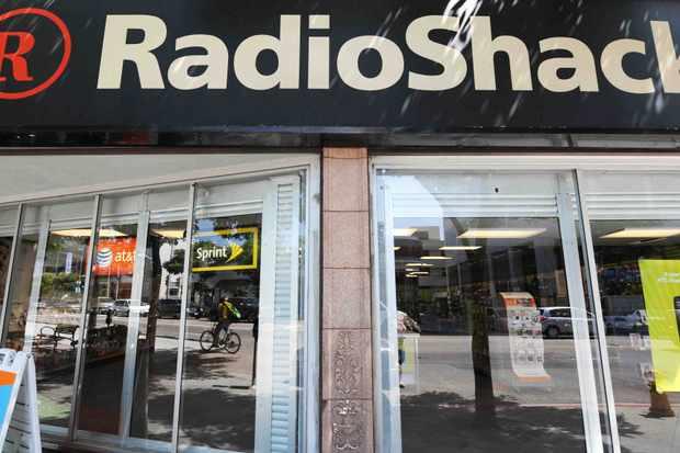 A RadioShack store in Santa Monica, California.