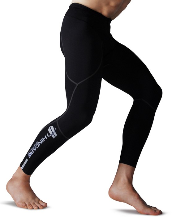 The new Hincapie R3 compression tights for men.