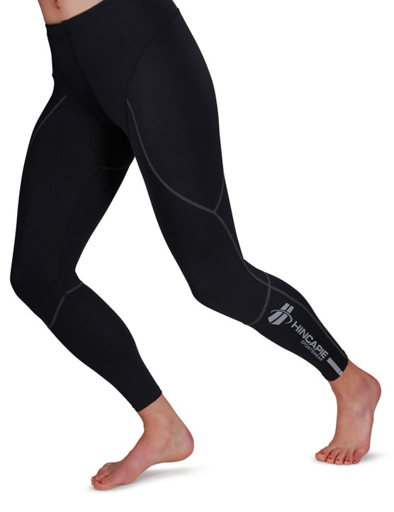 The new Hincapie R3 compression tights for women.