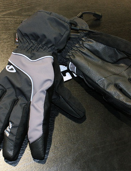 Giro say their new Proof glove is good for sub-freezing temperatures