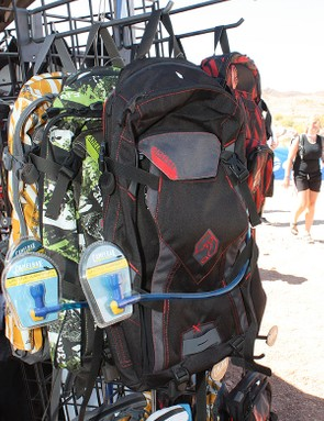 CamelBak have introduced an overhauled range of all-mountain/freeride packs for 2010, highlighted by the new Don