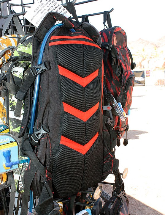 Padded backs across the board help keep things relatively cool and comfortable