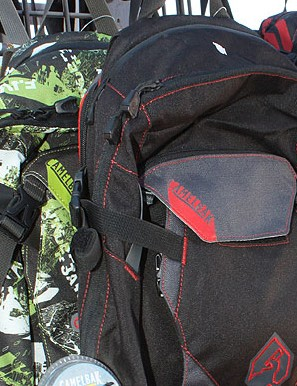 CamelBak unveiled their 2010 kit at the Interbike show in Las Vegas