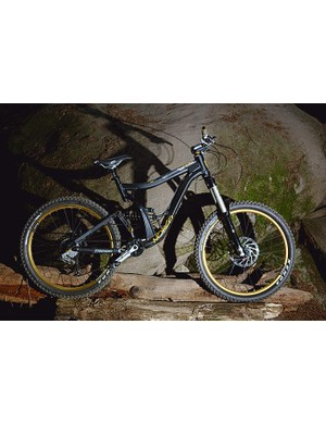 Classic Norco signature swooping curves