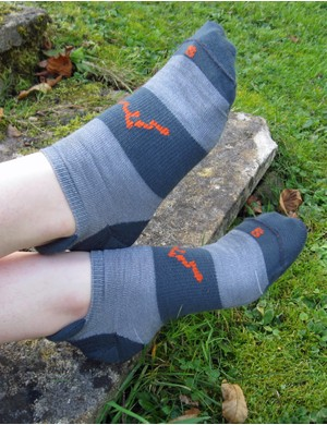 Ground Effect Toe Rag socks