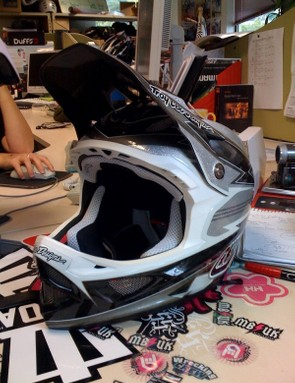 The new Troy Lee Designs D3