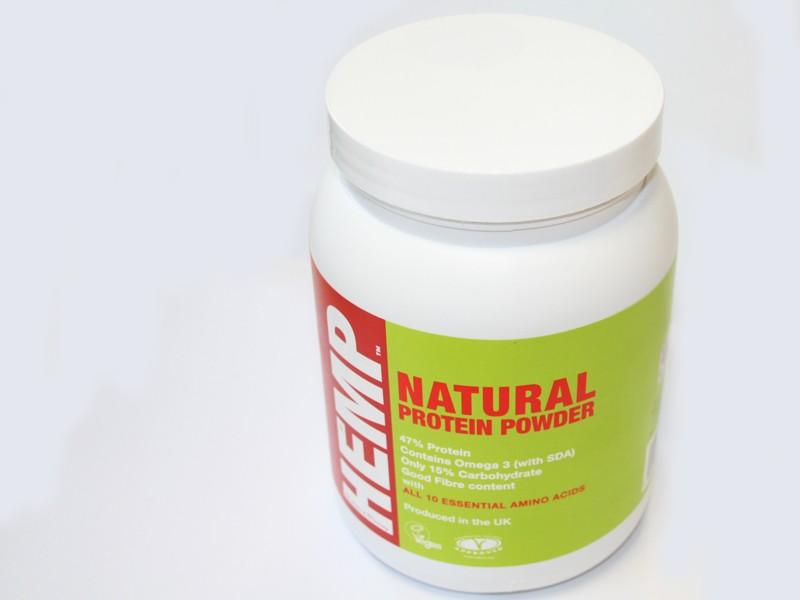 Hemp Natural Protein Powder