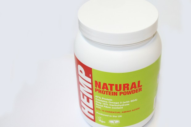 Hemp Natural Protein Powder