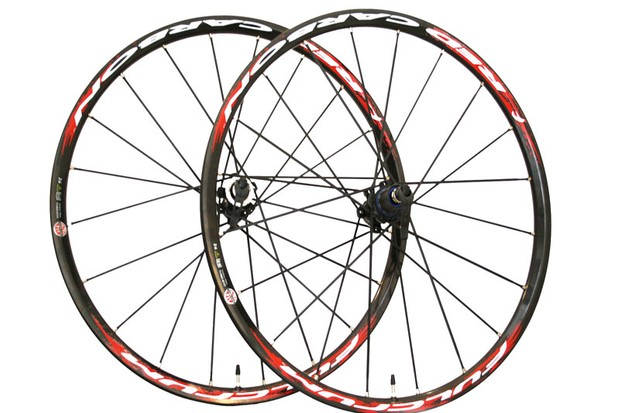 Fulcrum Red Carbon wheels