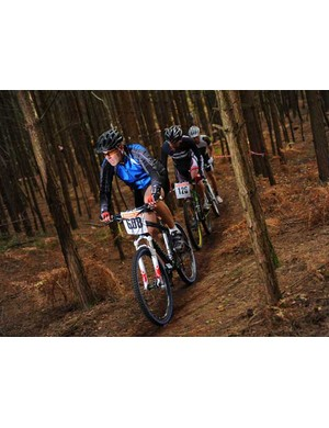 Nearly 450 competitors braved chilly temperatures at the Gorrick Autumn Classic at Tunnel Hill