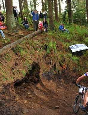 The British Mountain Bike race series is for kids too