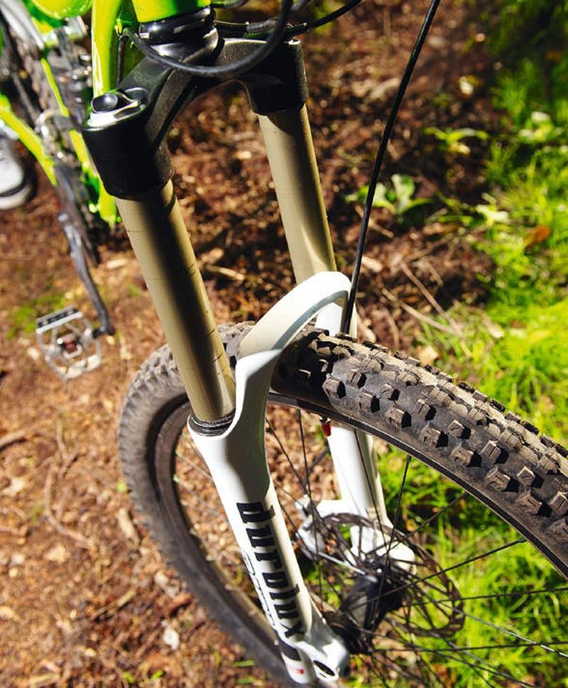 Suntour SF9 Durolux 20 TS Fork