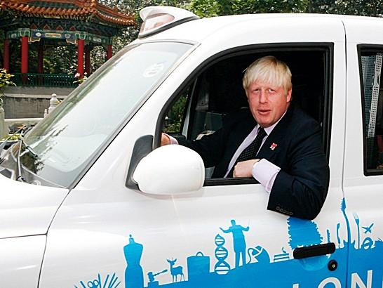 London mayor Boris Johnson is scrapping the British capital's lorry safety unit