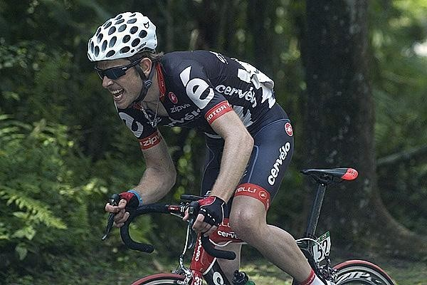 Dan Fleeman (Cervelo Test Team) won 2009 UK national hill climb championships