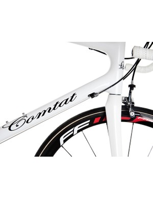Comtat's Sunday Best bike is built around their Bedoin frame