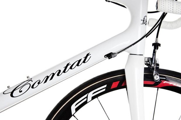 Comtat's Sunday Best bike is built around their Bedoin frame