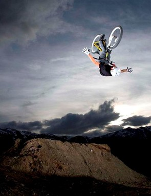 Plenty of dirt jumps to session for beginners to expert riders